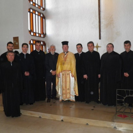 THE BYZANTINE CHOIR TROPOS AT PORTUGAL