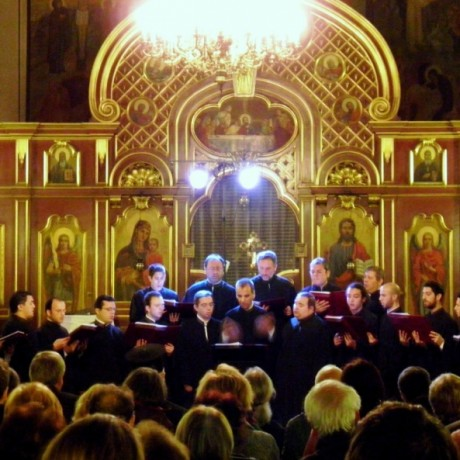 THE BYZANTINE CHOIR TROPOS AT PRAGUE